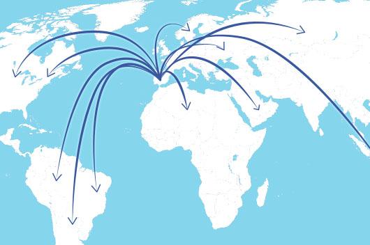 Ventajas de la centralita IP para exportadores