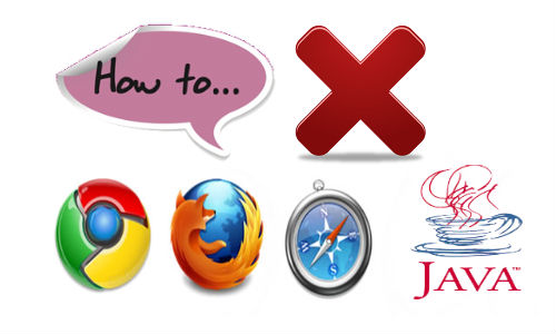 ¿Chrome y Java irreconciliables?