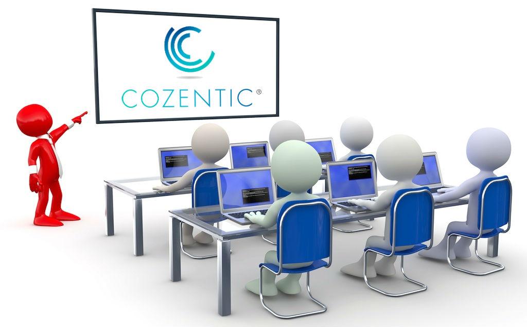Formación de Centralita Ip en Cozentic