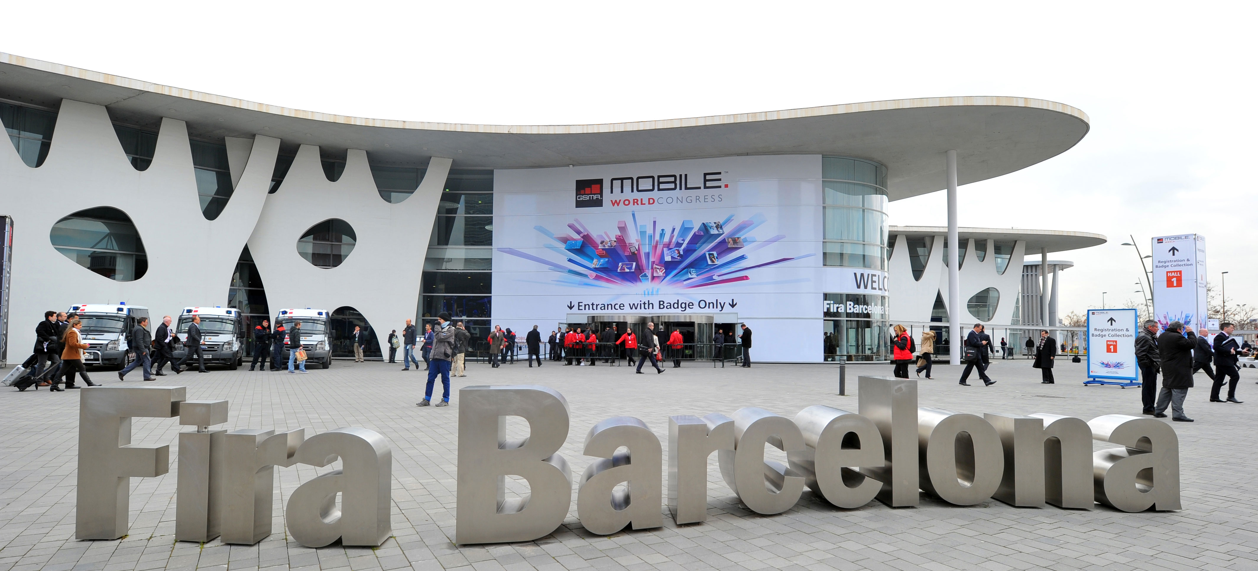Mobile World Congress 16