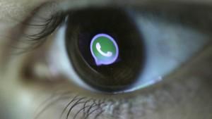 privacidad en whatsapp, pueden estar espiando tus mensajes