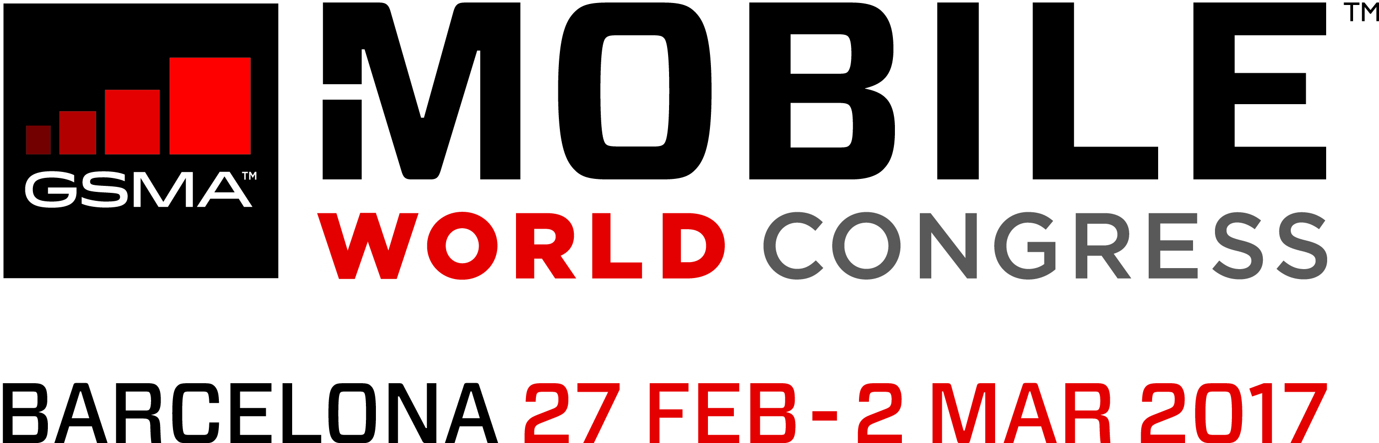 Logo del Mobile World Congress 2017 Barcelona